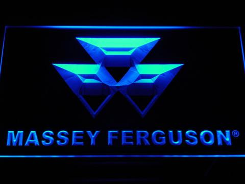 Massey Ferguson LED Neon Sign